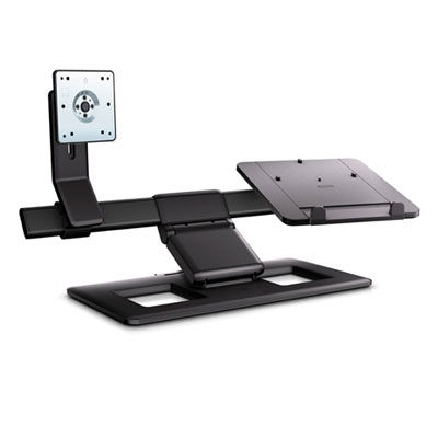 PC OPTION HP DISPLAY AND NOTEBOOK STAND