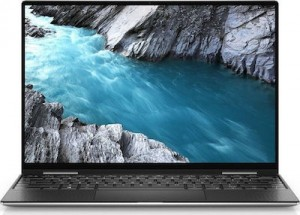 """Notebook Dell XPS 2-in1 7390, 13.4"""" UHD Touch, i7-1065G7, 16GB, 512 GB SSD, UMA, Win.10 PRO, 2 Years Premium, Platinum Silver"""