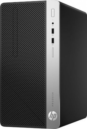 HP ProDesk 400 G6 Micro Tower 8BY22EA - Intel Core i5-9500 3GHz - FreeDOS