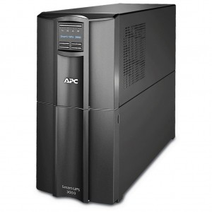 UPS APC Line Interactive 3000VA LCD with SmartConnect (SMT3000IC)