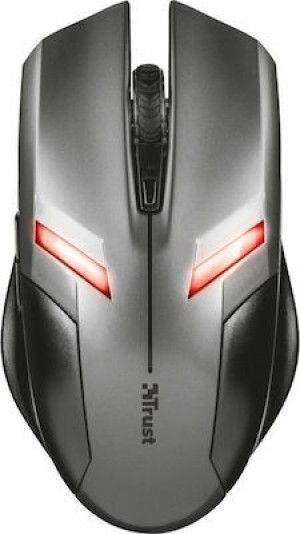 Trust Ziva Gaming Mouse - Ανθρακί