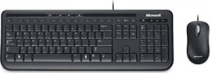 Microsoft Surface Wired Desktop 600 keyboard Black