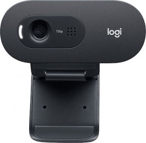 Logitech C505e HD Webcam with 720p and Long-Range Mic