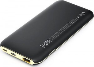 QCY PB10 PORTABLE CHARGER POWER BANK 10000MAH USB C 3HRS OUTPUT