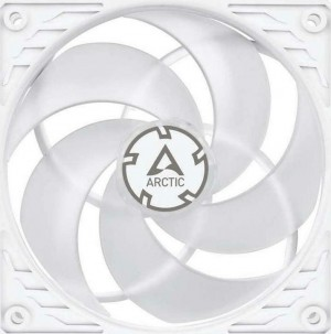 ARCTIC P14 PWM PST (WHITE/TRANSPARENT) – 140MM PRESSURE OPTIMIZED CASE FAN (ACFAN00221A)