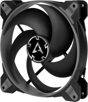 ARCTIC BIONIX P120 (GREY) – PRESSURE-OPTIMISED 120 MM GAMING FAN WITH PWM PST (ACFAN00168A)