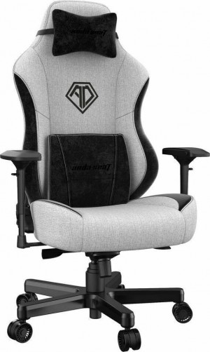 Anda Seat Chair Ad18 T Pro Grey/ Black (AD18-03-GB-F)