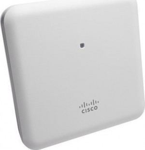 Access Point CISCO - 1850 Series - 802.11ac Wave 2, 4x4:2SS, Internal Antennas, Dual-Band, PoE