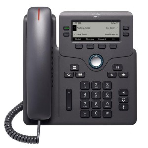 Cisco 6851 Phone for MPP, CE Power Adapter (CP-6851-3PW-CE-K9=)