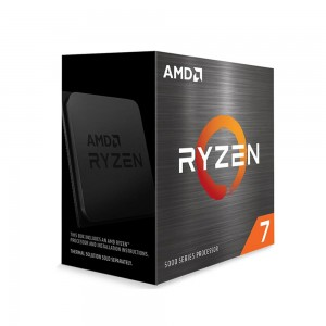 Επεξεργαστής AMD RYZEN 7 5800X Box AM4 (3,8GHz) (100-100000063WOF)