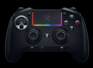 Razer Raiju Ultimate Ed. Ps4 Bluetooth and Wired Gaming Controller (Chroma) (RZ06-02600100-R3G1)