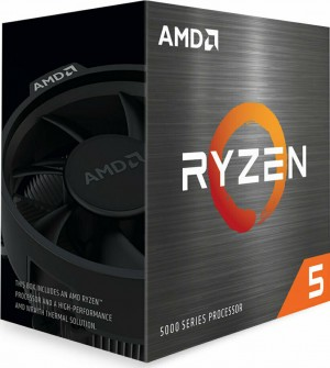 AMD Ryzen 5 5600X Box (100-100000065BOX)