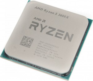 AMD Ryzen 5 3600X Tray (100-000000022)
