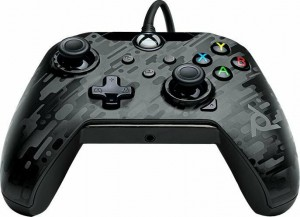 PDP Wired Controller - XΒΟΧ Series S X & PC - Mαύρο Camo (049-012-EU-CMBK)