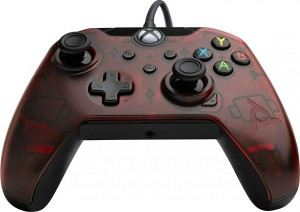 PDP Wired Controller - XΒΟΧ Series S X & PC - Κόκκινο
