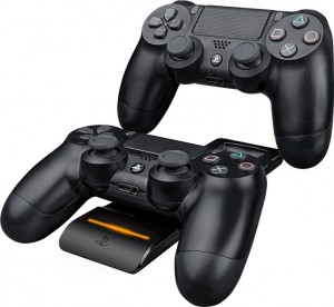 PDP PS4 Ultra Slim Charge System - Duo Charging Dock (051-100-EU)