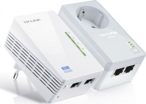 TP-LINK Powerline TL-WPA4226KIT, AV500 WiFi Starter Kit (2 pcs) v4