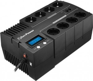CYBERPOWER UPS BR1000ELCD Line Interactive LCD 1KVA