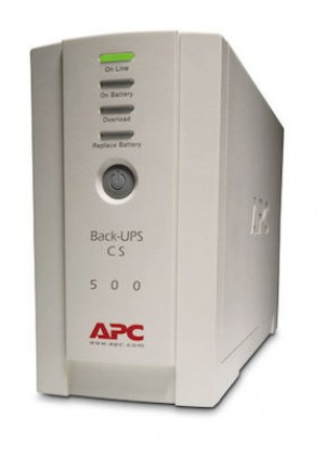 APC Back-UPS BK500EI CS 500VA Stand By