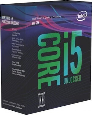 INTEL CPU Core i5-8600, BX80684I58600