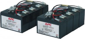 APC Battery Replacement Kit RBC12