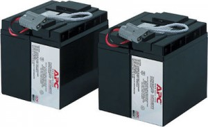 APC Battery Replacement Kit RBC55
