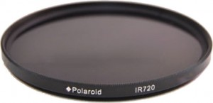 FILTERS POLAROID OPTICS IR720 INF/R 58mm (PLFILIR72058)