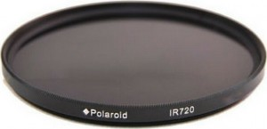 FILTERS POLAROID OPTICS IR720 INF/R 62mm (PLFILIR72062)